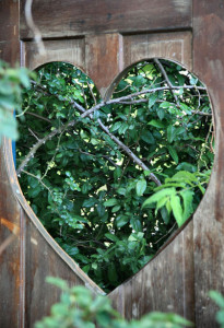 door-leaves-heart